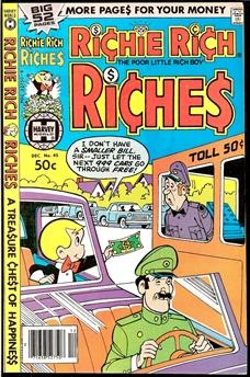 Richie Rich Riches #45