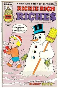 Richie Rich Riches #22