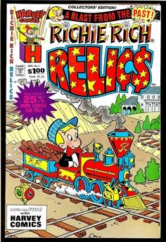 Richie Rich Relics #1