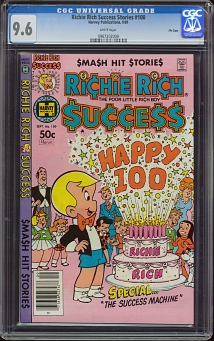 Richie Rich Success #100