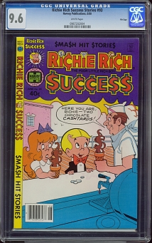 Richie Rich Success #93