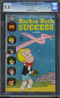 Richie Rich Success #47