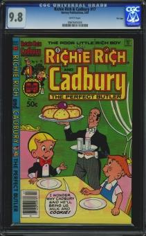 Richie Rich & Cadbury #17
