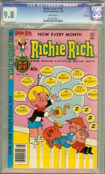 Richie Rich #190