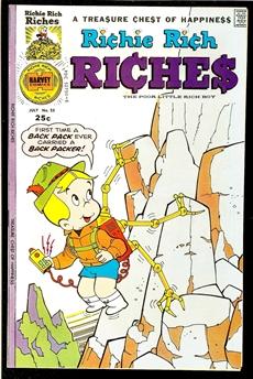 Richie Rich Riches #25