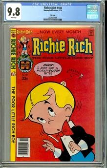 Richie Rich #180