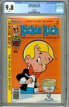 Richie Rich #183