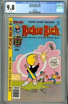Richie Rich #192