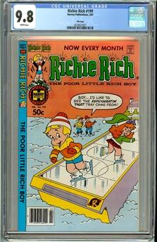 Richie Rich #199