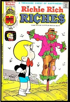 Richie Rich Riches #16