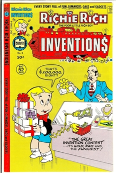 Richie Rich Inventions #2