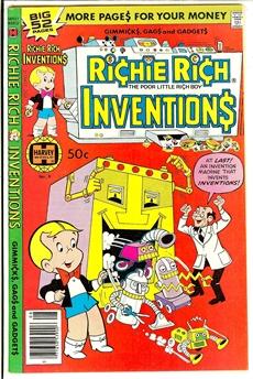 Richie Rich Inventions #8