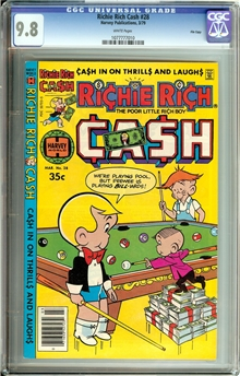 Richie Rich Cash #28