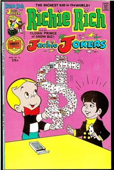 Richie Rich and Jackie Jokers #14