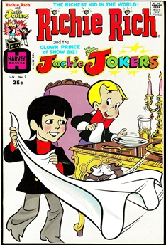 Richie Rich and Jackie Jokers #2