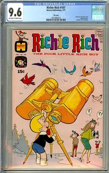 Richie Rich #107