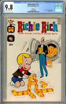 Richie Rich #111