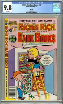 Richie Rich Bank Books #39