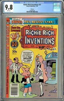 Richie Rich Inventions #21