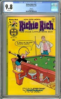 Richie Rich #157
