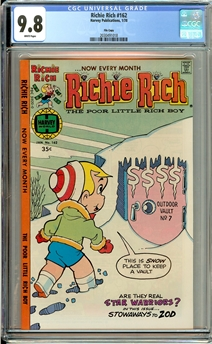 Richie Rich #162