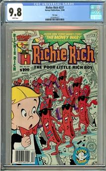 Richie Rich #237
