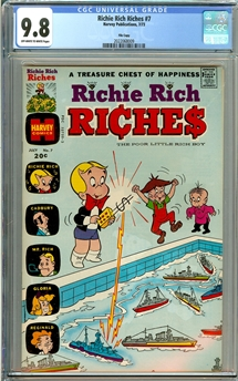 Richie Rich Riches #7