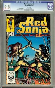 Red Sonja (Vol 3) #2