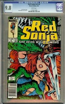 Red Sonja (Vol 3) #4