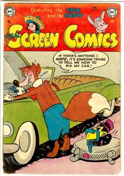 Real Screen Comics #71