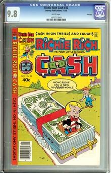 Richie Rich Cash #32