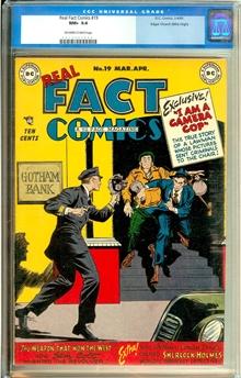 Real Fact Comics #19