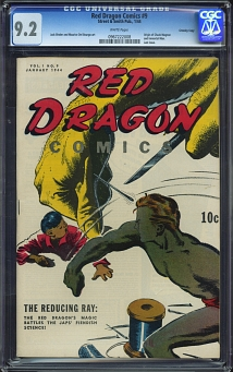 Red Dragon Comics #9