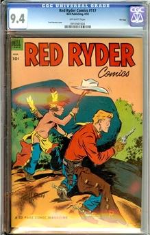 Red Ryder Comics #117
