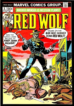 Red Wolf #5