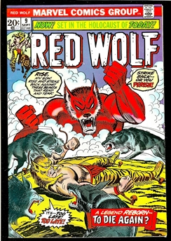 Red Wolf #9