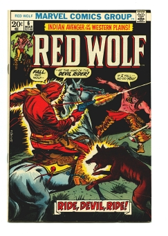 Red Wolf #6