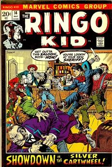 Ringo Kid #14
