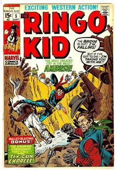Ringo Kid #5