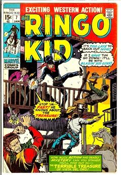 Ringo Kid #7