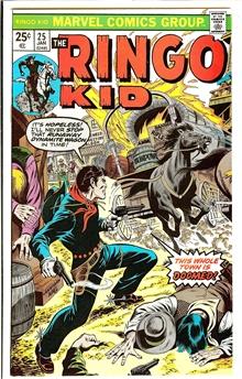 Ringo Kid #25