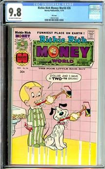 Richie Rich Money World #26