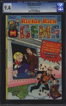Richie Rich Gems #1