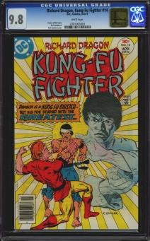 Richard Dragon Kung-Fu Fighter #14