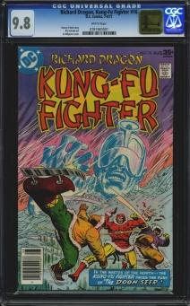 Richard Dragon Kung-Fu Fighter #16