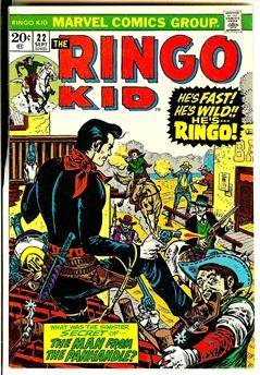 Ringo Kid #22
