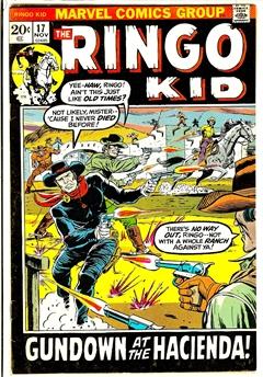 Ringo Kid #17