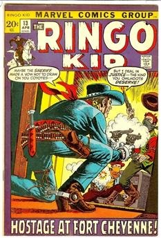 Ringo Kid #13