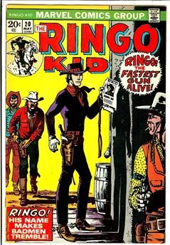 Ringo Kid #20