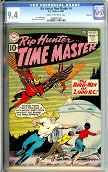 Rip Hunter #4